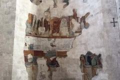 cattedrale-di-san-sabino-bari-resti-di-affreschi-sulle-pareti-in-pietra