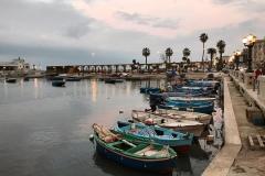 porto-vecchio-bari-al-tramonto-barche-attraccate