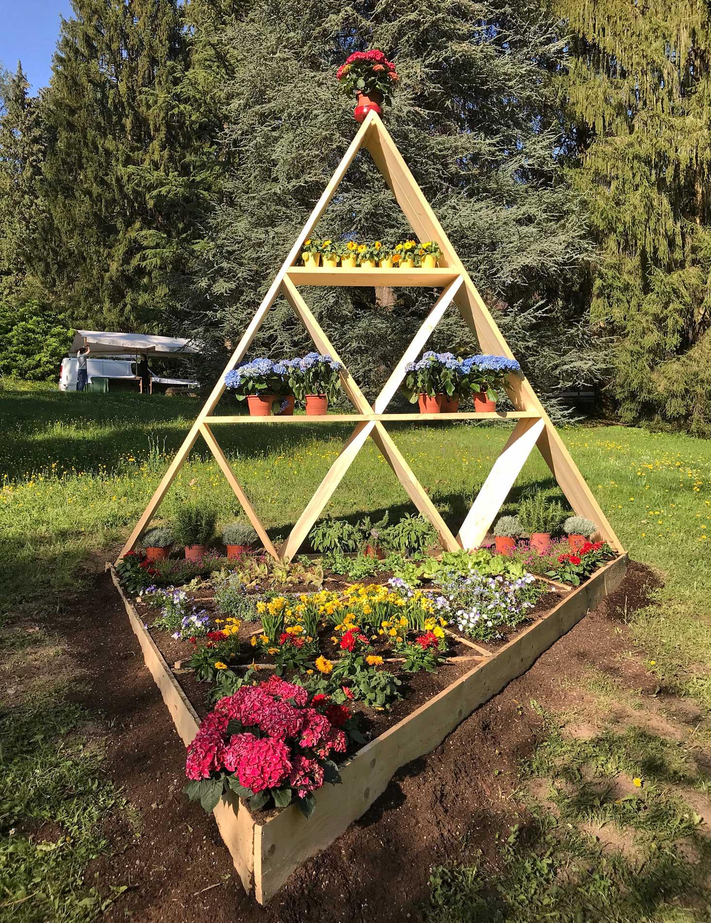 Parco-delle-Terme-Levico-Valsugana-Giardino-installazione-Ortinparco-fiori
