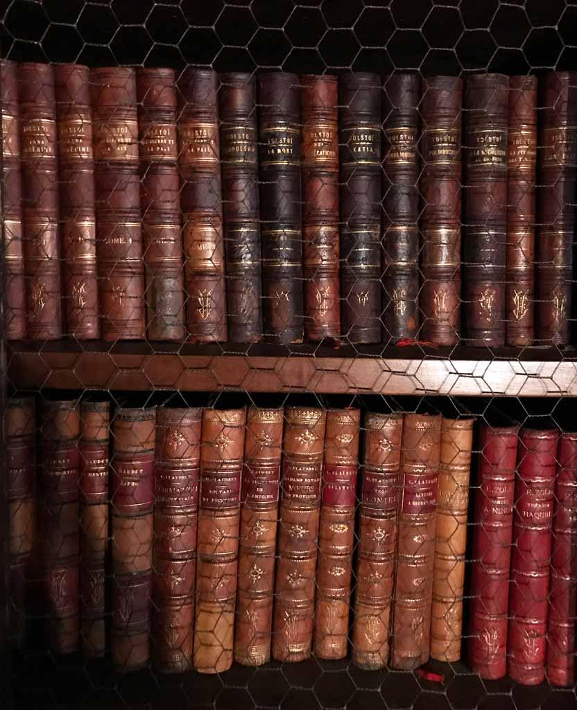 Museo-casa-di-giovanni-verga-libri-della-biblioteca-dello-scrittore