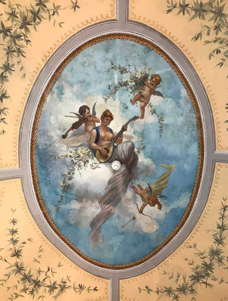 affreschi-del-soffitto-di-casa-liberti-teatro-romano-di-catania