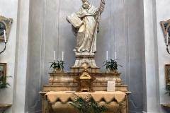 badia-santagata-catania-interno-rococo-statua-di-san-benedetto