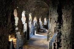 teatro-romano-di-catania-androne-galleria-pietra-vulcanica