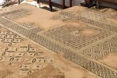 Parco-archeologico-di-Kourion-Cipro-mosaici-della-casa-di-eustolio
