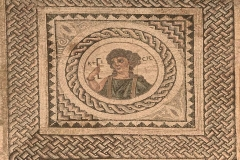 Parco-archeologico-di-Kourion-Cipro-mosaico-di-Isis-nella-casa-di-eustolio