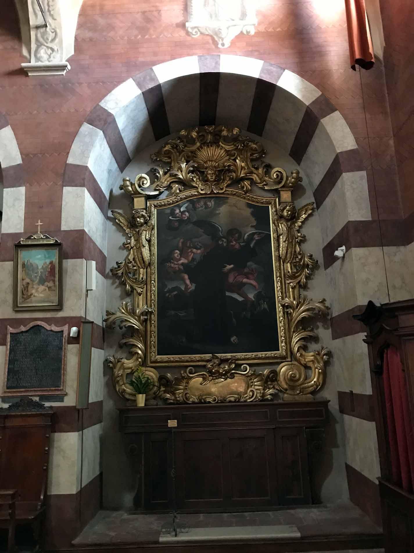 Chiesa-San-michele-cremona-dipinto-medievale-rinascimentale