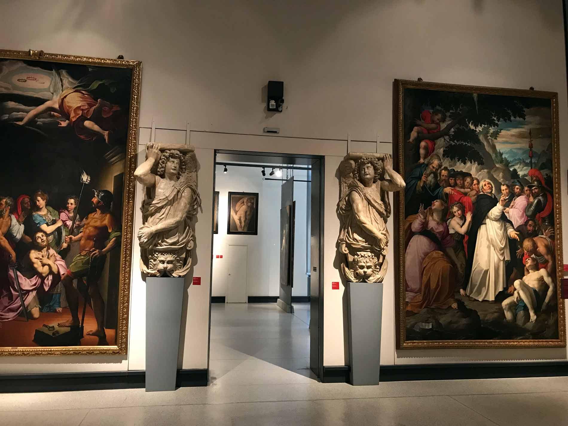 Museo-civico-ala-ponzone-cremona-collezione-pittori-cremonesi