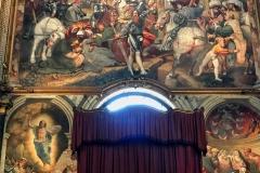 Cattedrale-di-Cremona-affreschi-rinascimentali-controfacciata-pordenone-gatti