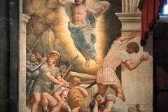 Cattedrale-di-Cremona-affresco-controfacciata-Resurrezione-cristo-gatti