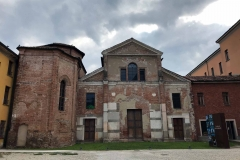Museo-archeologico-Cremona-chiesa-San-Lorenzo-esterno-nuvole