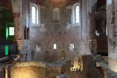 Museo-archeologico-Cremona-chiesa-San-Lorenzo-abside-resti-chiesa-paleocristiana