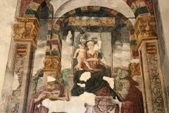 Museo-archeologico-Cremona-chiesa-San-Lorenzo-affreschi-rinascimentali