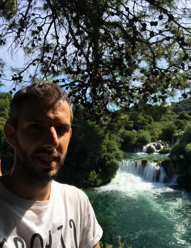 parco-krka-croazia-selfie-di-simone-colombo-srake