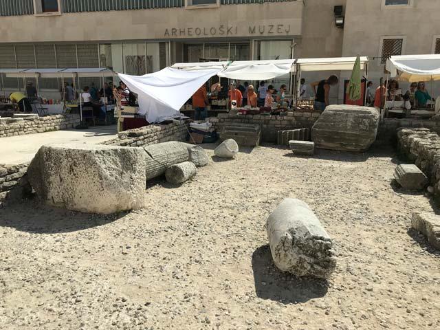 resti-del-foro-romano-di-zara-nel-centro-storico