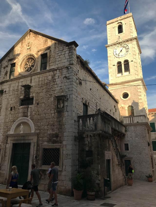 sebenico-chiesa-di-san-giovanni-al-tramonto