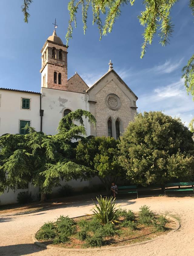 sebenico-facciata-della-chiesa-di-san-francesco