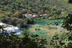 parco-krka-vista-dal-punto-panoramico-dallalto