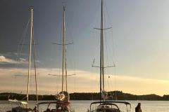 sebenico-tramonto-sul-mare-con-le-barche