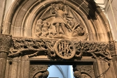 cattedrale-San-Marco-Korcula-Croazia-scultura