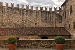 Rocca-di-Angera-famiglia-Borromeo-mura-interne-siepi