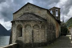 Ossuccio-Lago-di-Como-Chiesa-Santa-Maria-Maddalena-pietra-medievale-strada-Regina