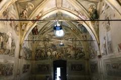 Pisogne-Santa-Maria-della-Neve-affreschi-Romanino
