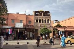 Kasbah-Marrakech-marocco-via-palazzi-persone-donne