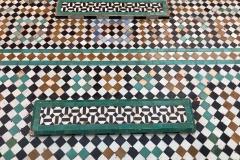 tombe-saadiane-marrakech-mosaici-geometrici-in-zellige-colori-arte-araba