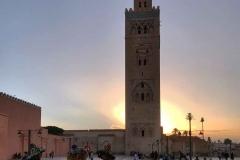 koutoubia-moschea-marrakech-marocco-tramonto-dietro-al-minareto