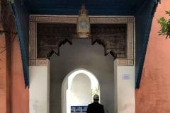 Palazzo-Bahia-marrakech-medina-entrata-porta-stile-arabo-persona