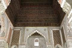 tombe-saadiane-marrakech-kasbah-sala-delle-12-colonne-arte-arabo-moresca