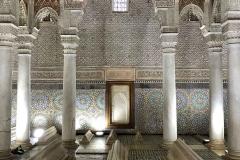 tombe-saadiane-marrakech-sala-delle-12-colonne-mosaici-geometrici-arte-arabo-moresca