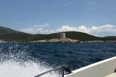 Mar-Adriatico-Bocche-di-Cattaro-Montenegro-Fortezza-Arza-
