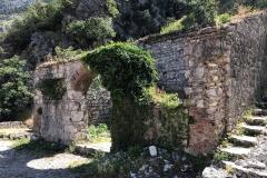 Kotor-Montenegro-mura-fortificazioni-veneziane-colle-san-Giovanni-bastione -San-Rocco