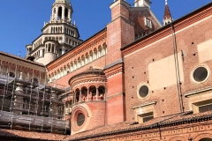 Certosa-di-Pavia-esterno-chiesa-vista-dal-chiostro-piccolo