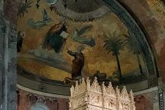 Pavia-San-Pietro-in-ciel-doro-arca-SantAgostino-marmo-scolpito-mosaico-abside