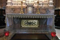 Pavia-San-Pietro-in-ciel-doro-tomba-SantAgostino-altare