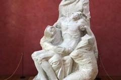 galleria-mestrovic-spalato-roman-pieta-ispirata-da-michelangelo