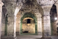 palazzo-di-diocleziano-spalato-sotterranei-dove-hanno-girato-il-trono-di-spade