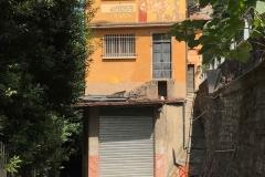 Blevio-decorazioni-savio-facciata-casa-arancione