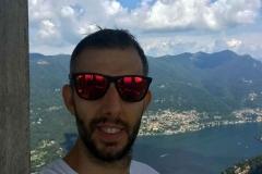 Brunate-como-faro-voltiano-srake-selfie