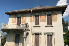 Brunate-como-villa-cantaluppi-giuliani-facciata-finestre-fiori-decorazioni-stile-liberty