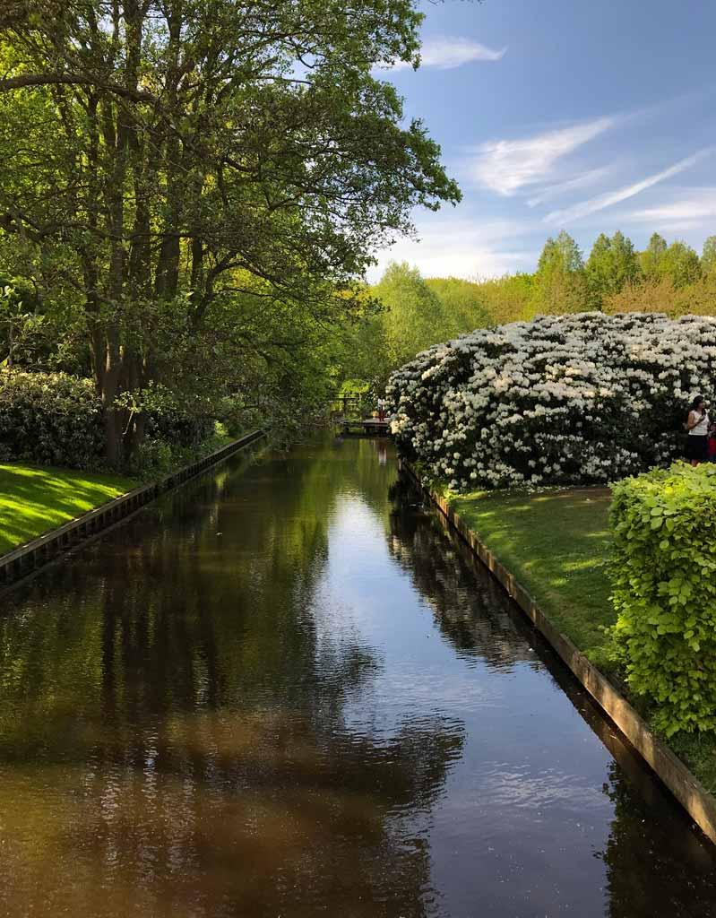 canale-nella-natura-a-parco-keukenhof-lisse-olanda